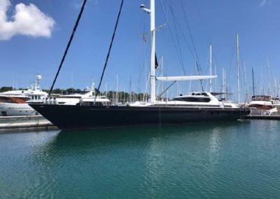 125' 1987 Dubois Sailing Yacht | US $3,513,745