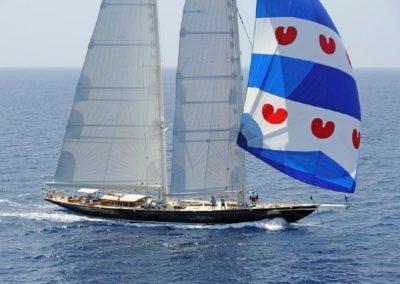 140' 2005 Holland Jachtbouw Schooner | US $8,278,145