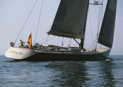 143' 2003 Barcos Deportivos 143' Fast CBG Frers Sloop | US $10,719,900