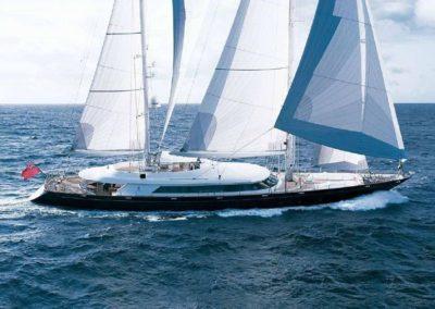 164' 2001 Perini Navi 50M | US $7,710,300