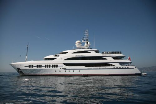 213' 2006 Benetti Ambrosia | $50,000,000 - Exterior Port