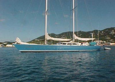 80' 1995 Southern Ocean Shipyard Ocean 80 Custom | US $995,000