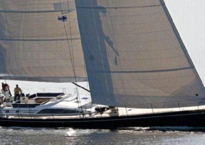 82' 2009 Swan 82S | US $3,573,300