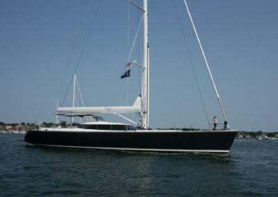 82' 2011 Alia Yachts Custom Warwick Sloop | US $3,495,000