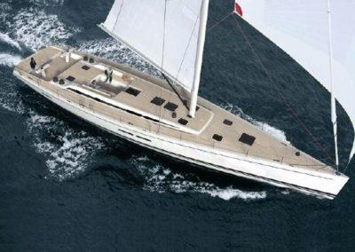 82' 2012 Swan 80S | US $5,955,500