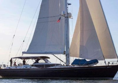 82' 2004 Oyster 82 | US $1,800,000