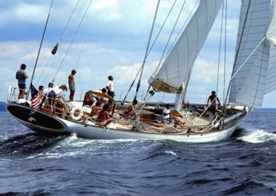 89' 1983 Renaissance Yachts White Fin | US $1,786,650