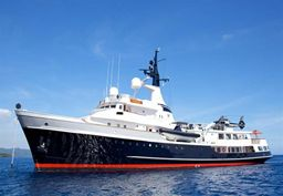Superyacht world explorer.