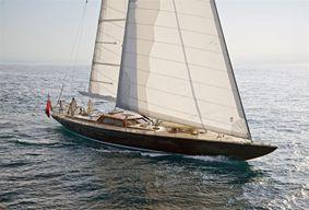 Modern Sailing Yachts