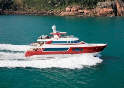 100' 2010 Mcp Yachts Europra | US $4,900,000