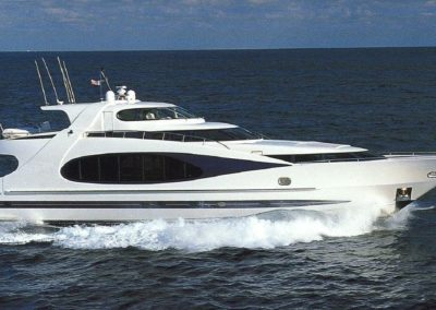 102' 2003 Pr Marine Baron | US $1,950,000