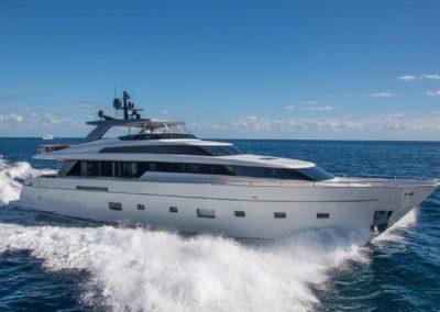 104' 2011 Sanlorenzo SL104 | US $6,600,000