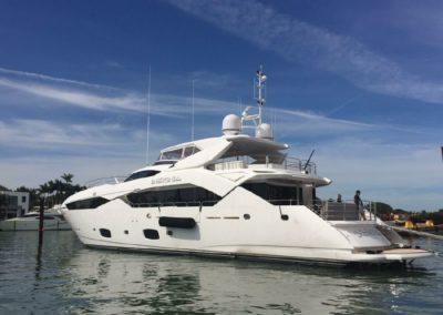 115' 2015 Sunseeker 115 Sport Yacht | US $10,900,000