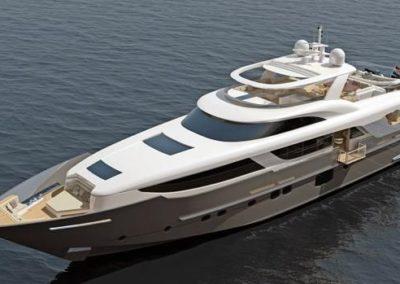 115' 2017 Monte Fino S 35m | US $ ???