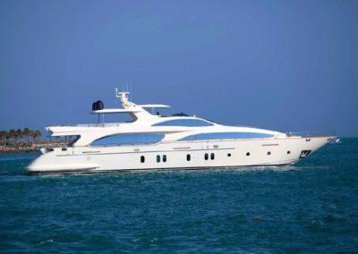 116' 2012 Azimut Grande 116 | US $8,450,000