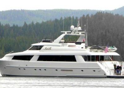 117' 2000 Westport/shaw Motoryacht | US $3,750,000