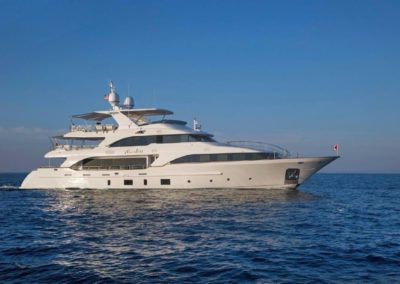 121' 2013 Benetti Tri Deck Motor Yacht | US $14,000,000
