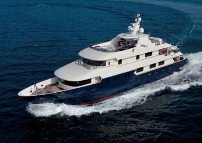 131' 2017 Mengi Yay Trawler 40M | US $ ???