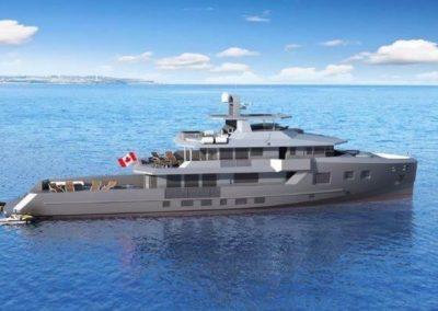 132' 2017 All Ocean Yachts Bray Ocean Rover 132 | US $17,660,970