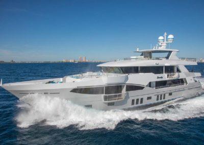 133' 2016 Lag Tri-Deck Motor Yacht | US $15,999,999