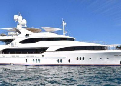 144' 2009 Benetti 145 | US $16,750,000