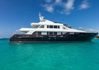 147' 2002 Intermarine Tri-Deck Motor Yacht | US $12,495,000
