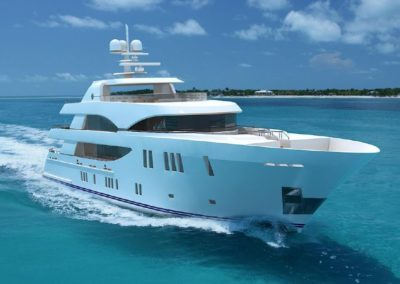 155' 2017 Ocean Alexander 155 Megayacht | US $ ???