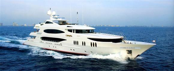 161' 2007 Trinity Yachts CUSTOM | US $17,900,000