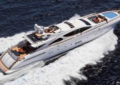 165' 2007 Mangusta 165 Overmarine | US $12,000,000