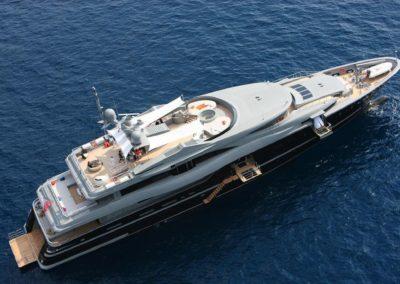 177' 2008 Admiral Marine | US $25,636,140