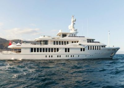 179' 2008 Proteskan Turquoise Motor Yacht | US $18,609,210