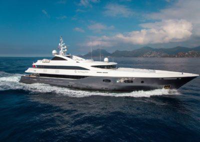 181' 2011 Proteskan Turquoise 55m Motor Yacht | US $24,298,650