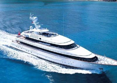 182' 2005 Feadship Madsummer | US $32,500,000