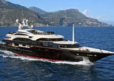 183' 2012 Benetti FB251 | US $31,766,040