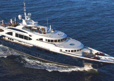 196' 2011 Benetti 60 m | US $29,975,000