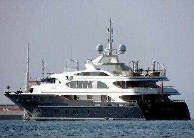 197' 2011 Benetti | US $29,900,000