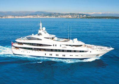 216' 2005 Oceanco | US $39,900,000