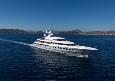 236' 2013 Dunya Yachts | US $ 80,600,400
