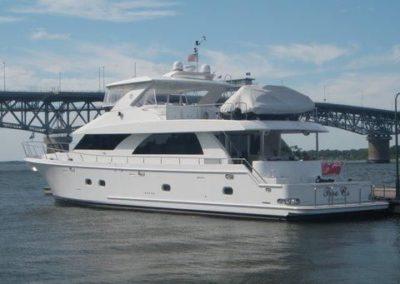 80' 2007 Ocean Alexander | US $2,650,000
