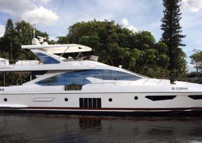 80' 2010 Ferretti 800 | US $2,750,000