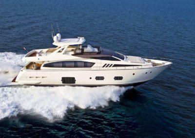 81' 2017 Ferretti Yachts 800 | US $ ???