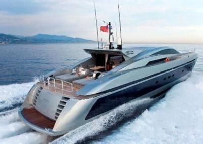 83' 2017 Newport Offshore Yachts Euro Style Catamaran | US $7,750,000