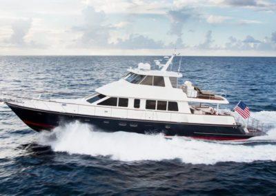 87' 2017 Hunt Yachts 80 | US $ ???