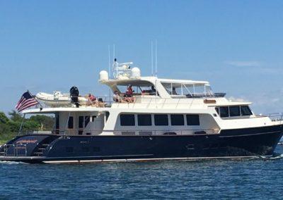 93' Marlow 88E Explorer Motor Yacht | US $4,995,000
