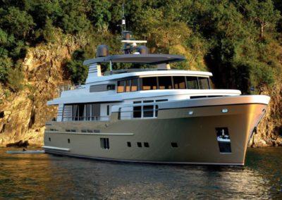 93' 2017 Van der Valk 93' Continental Trawler | US $ ???