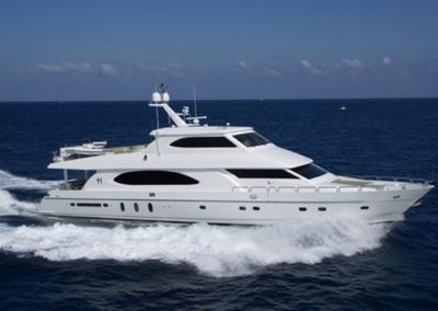 98' 2008 Hargrave Sky Lounge | US $4,250,000