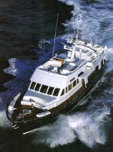 100' Palmer Johnson - TWISTED PAIR 1999 | US $7,495,000
