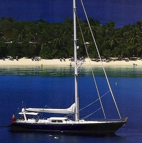 105' Windship Yachts - CHARDONNAY 1991 | US $6,700,000